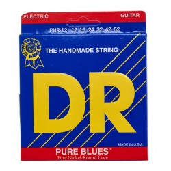 DR PHR12 Eléctrica Pure Blues 12-52