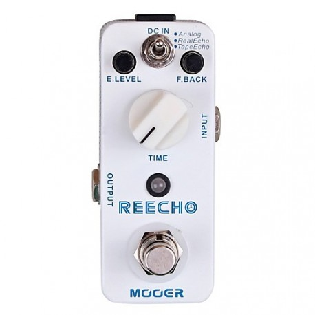 Mooer Reecho delay mini