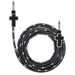 Bullet 12CW Cable Cruz Blanco/Negro 3,6m