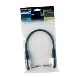 RockCable RCL30131D6 30cm Jack codo - Jack codo