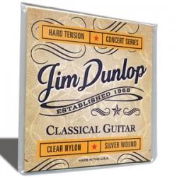 Dunlop DCV121H Juego Clásica Concert Tensión Alta
