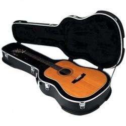 RockCase RCA10509B Estuche ABS Acústica Negro