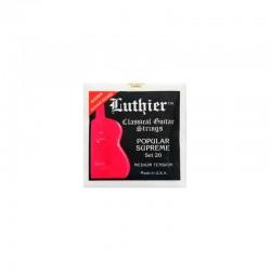 Luthier 20 Clásica set 20 Popular Supreme Juego