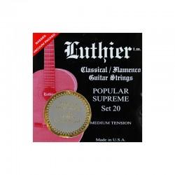 Luthier 20C Clásica set 20 Super Carbon 101 Juego