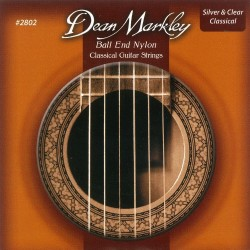Dean Markley 2802 Clásica Ball End Normal Tension Jgo
