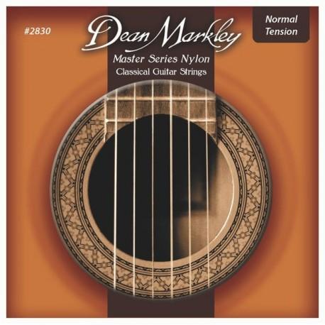 Dean Markley 2830 Clásica Master Series Normal Tension Jgo