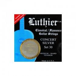 Luthier30C Clásica set 30 Super Carbon 101 Juego
