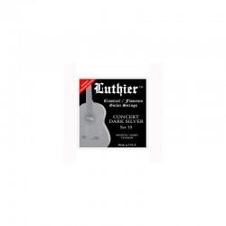 Luthier 35 Clásica set 35 Concert Dark Silver Juego