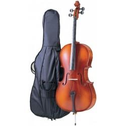 Carlo Giordano SC100F 4/4 Cello