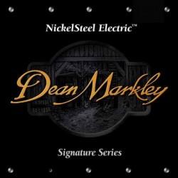 Dean Markley 2501A Eléctrica Nickel Steel 08-38 Jgo