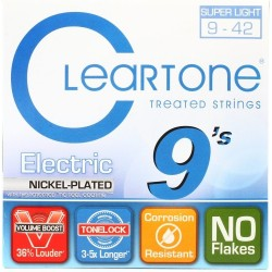 Cleartone 9409 Eléctrica 09-42 Jgo