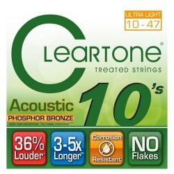 Cleartone 7410 Acústica 10-47 Juego