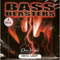 Dean Markley 2661A Bajo 4 cuerdas Bass Blasters 40-100 (2juegos)