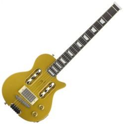 RockTurner EG1VGLD Traveler Guitar EG-1 Vintage Gold