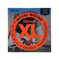 D'addario EXL-110 7 cuerdas
