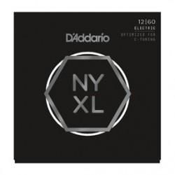 D'addario NYXL 12/60 jgo