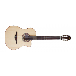 Guitarra clásica Cutaway Crossover Maple