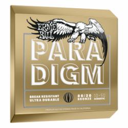 JUEGO ACÚSTICA PARADIGM EX LIGHT 80/20 BRONZE 10-50