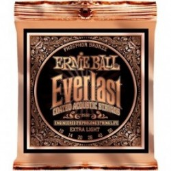 Ernie Ball Everlast PH/BZ XL 10-50