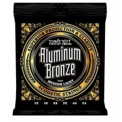 Ernie Ball AL/BZ Medium Light 12-54