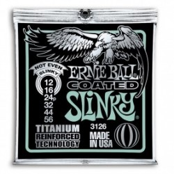 Ernie Ball Coated Tit. Not Even 12-56
