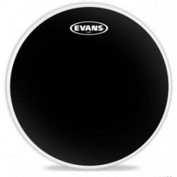 Evans Parche Tom/Caja Onyx 13 Black