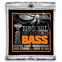 Ernie Ball Coated Slinky Hyb 45-105