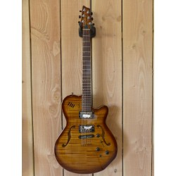 Godin Flat Five X Lightburst HG