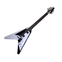 Tokai FV68MS Flying Black-White