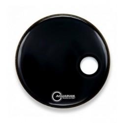 AQUARIAN RSM22BK Frontal con agujero 1 capa negro