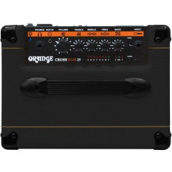ORANGE CRUSH BASS 25 BK COMBO BAJO