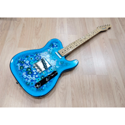 Tokai ATE BF/M Breezysound Blue Flower