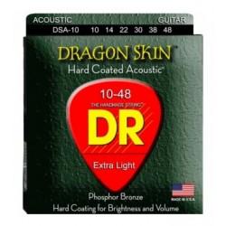 DR Acústica 12 cuerdas Dragon Skin 10-48