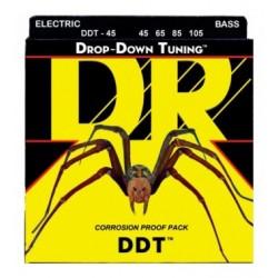 DR Bajo 4 cuerdas DDT 45-105