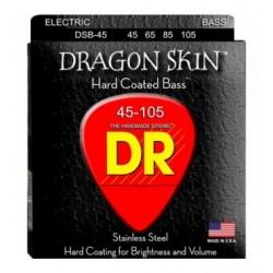 DR Bajo 4 cuerdas Dragon Skin 45-105