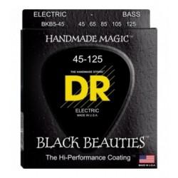 DR Bajo 5 cuerdas Black Beauties 45-125