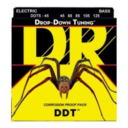 DR Bajo 5 cuerdas DDT 45-125