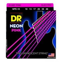 DR Eléctrica NEON Pink 10-46