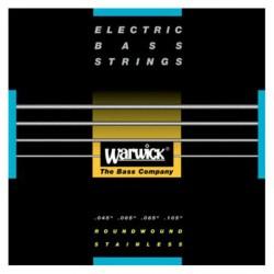 Warwick Bajo acústico 4 cuerdas Black Label 45-105