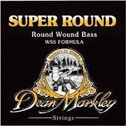 Dean Markley Bajo 4 cuerdas Super Round 50-100