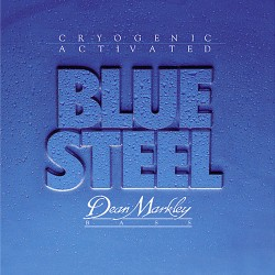 Dean Markley Bajo 4 cuerdas Blue Steel 45-105