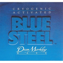 Dean Markley Bajo 4 cuerdas Blue Steel 40-95