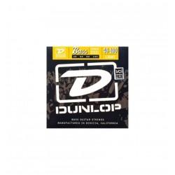 Dunlop Bajo 4 cuerdas Steel 40-100