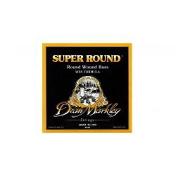 Dean Markley Bajo 4 cuerdas Super Round 45-100