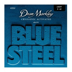 Dean Markley Eléctrica Blue Steel 09-42