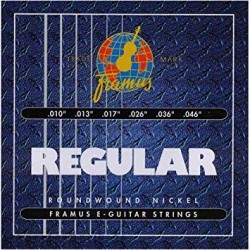 Framus Eléctrica Blue Label 10-46