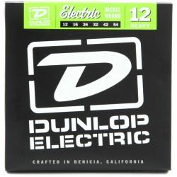Dunlop Eléctrica Nickel 12-54