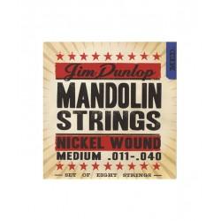 Dunlop Mandolina Nickel 11-40