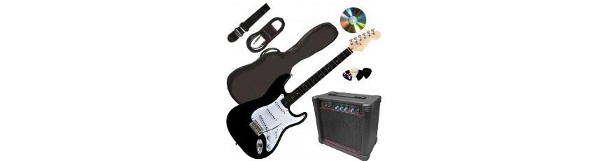 Pack de Guitarra y Amplificadores